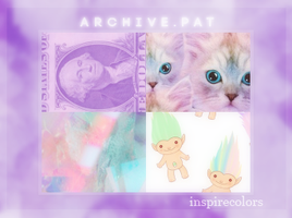 Pastel goth .pat by Inspirecolors