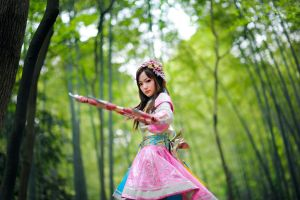 Samurai Warriors 3 Lady Oichi -08 by MissAnsa