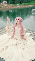 Euphemia li Britannia - the light touch. by Mizukishou