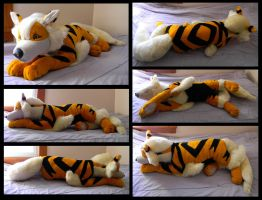 Arcanine Additional Poses Now by SarityCreations
