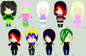 Death Note OCs!! by calliope-to-caliborn