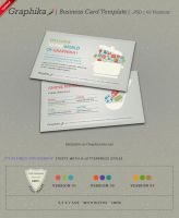 Graphika Business Card by kh2838