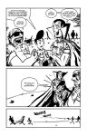 Dracula Cops: Page 3 by brian-canini