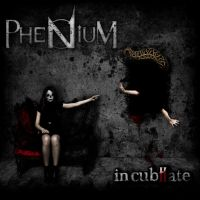 Phenium Cover Artwork by blackreflectionmedia