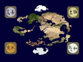 Real Avatar Map by Jeffrey-Scott