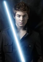 Zac Efron as Ben Skywalker by aymo87