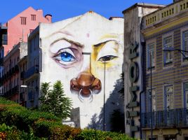 give your house a face by Mittelfranke