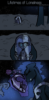 Lifetimes of Loneliness by DarkFlame75