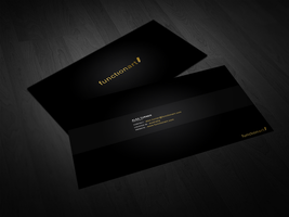 Functionart Business cards by tobishit