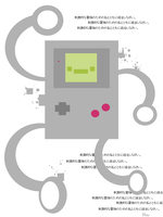 the life of the gameboy by Child-Of-Neglect