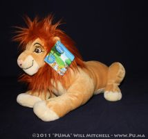 Disney's Animal Friends Adult Simba plush (small) by dapumakat