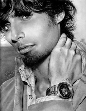 Tyson Ritter Print Available