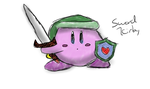 Sword Kirby by JuanCP