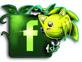 Icon Facebook Page by Dark-Terios