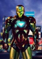 IRONMAN by MrWills