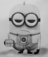 Me as minion :p by ShinzaK