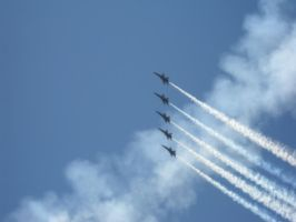 blue angels 2 by xanthnimby