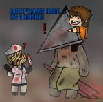 My Trip To Silent Hill by Onslaught14