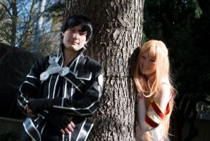SAO - Love at First Sight by Eli-Cosplay