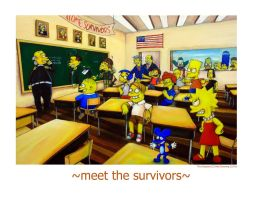 Meet the survivors Final by randyblinkaddicter
