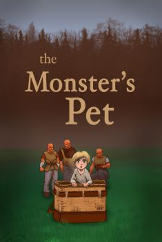 The Monster's Pet ...NaNoWriMo 2011... by kathy-vicki