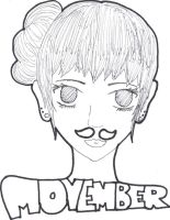 movember by HieisQueen07