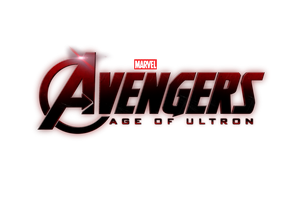 Marvel's THE AVENGERS: AGE OF ULTRON - LOGO by MrSteiners
