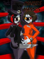 Jack the Ripper Vs. Charles Manson by PlayboyVampire