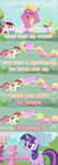 MLP - Pink vs Blue? by shadesmaclean