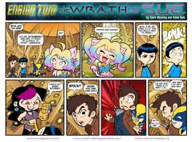 Ensign Two: The Wrath of Sue 30 by kevinbolk