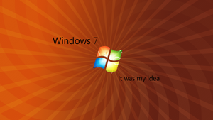 Windows 7 wallpaper 0.1 by van-helblaze