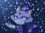 Snow - Blaze by Metal-CosxArt