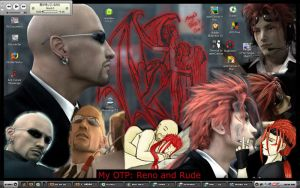 Desktop - OTP - Reno and Rude by orasa
