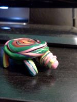 Psychedelic Turtle by Spaz-Twitch11-15-10