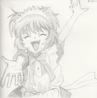 Tokyo Mew Mew: Pudding by Emily62507