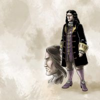 Character: Alonzo by amoros1978