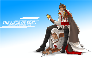 AC - Piece of the Eden by RedViolett