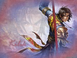Wallpaper SC: Kilik by shirotsuki-hack