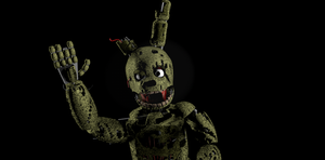 Hello There (FNAF3 SpringTrap) by SpringKiller666