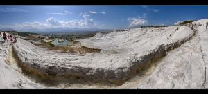 Pamukkale by french-fries