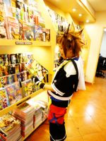 Sora s Reading Jump Shonen II by 0Sora-kun0