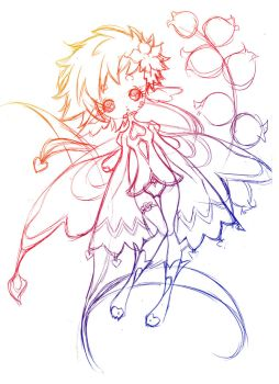 little moth... draft by sureya