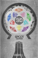 30 YEARS OF EPCOT by nwo