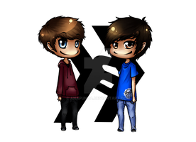 Smosh by AnaNoArt