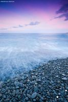 Kaikoura Beach by AL-AMMAR