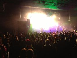 Fozzy Hard Rock Hell 8 by Dave-M