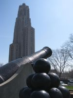Cathedral and Cannon by Tustin2121