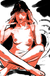 Nude Study by Monkeyslunch