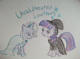 Unadulterated loathing: Wicked and MLP by LottaPotatoSalad