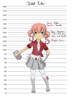 Character Sheet - Mato by ota-chan